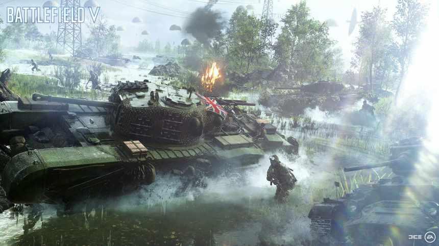 battlefield V.2